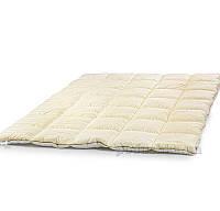 Одеяло антиаллергенное EcoSilk Carmela Зима Чехол сатин+микро 008 зимнее 155х215 см вес 1800 г.