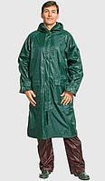 Плащ дождевик не промокаемый зелёный, фото 1