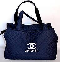 Молодежная женская сумка Chanel LS-3560 (синий), фото 1