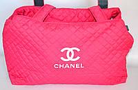 Молодежная женская сумка Chanel LS-3560 (розовый), фото 1
