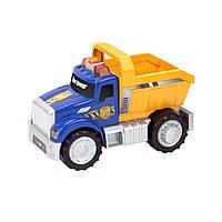 Игрушечные машинки и техника «Toy State» (41601) самосвал Road Rippers, 18 см (свето-звуковые эффекты)