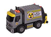 Игрушечные машинки и техника «Toy State» (30281) мусороуборочная машина Road Rippers, 28 см (свето-звуковые эффекты)