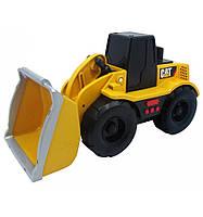 Игрушечные машинки и техника «Toy State» (34623) экскаватор CAT, 23 см (свето-звуковые эффекты)