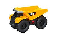Игрушечные машинки и техника «Toy State» (34621) самосвал CAT, 23 см (свето-звуковые эффекты)
