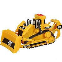 Игрушечные машинки и техника «Toy State» (34622) бульдозер CAT, 23 см (свето-звуковые эффекты)