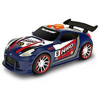 Игрушечные машинки и техника «Toy State» (40572) Sebastien  Loeb ралли Nissan 370Z Крутой разворот Road Rippers, 21 см (свето-звуковые эффекты)