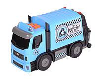 Игрушечные машинки и техника «Toy State» (30282) мусоровоз (переработка отходов) Road Rippers, 28 см (свето-звуковые эффекты)