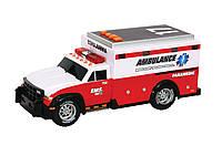 Игрушечные машинки и техника «Toy State» (34563) скорая помощь Road Rippers, 30 см (свето-звуковые эффекты)