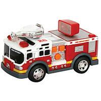 Игрушечные машинки и техника «Toy State» (34513) пожарная машина Road Rippers, 13 см (свето-звуковые эффекты)