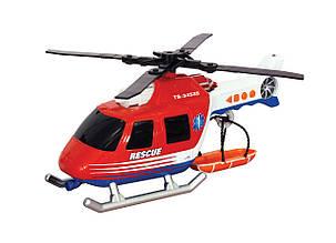 Игрушечные машинки и техника «Toy State» (34565) вертолет Road Rippers, 30 см (свето-звуковые эффекты)