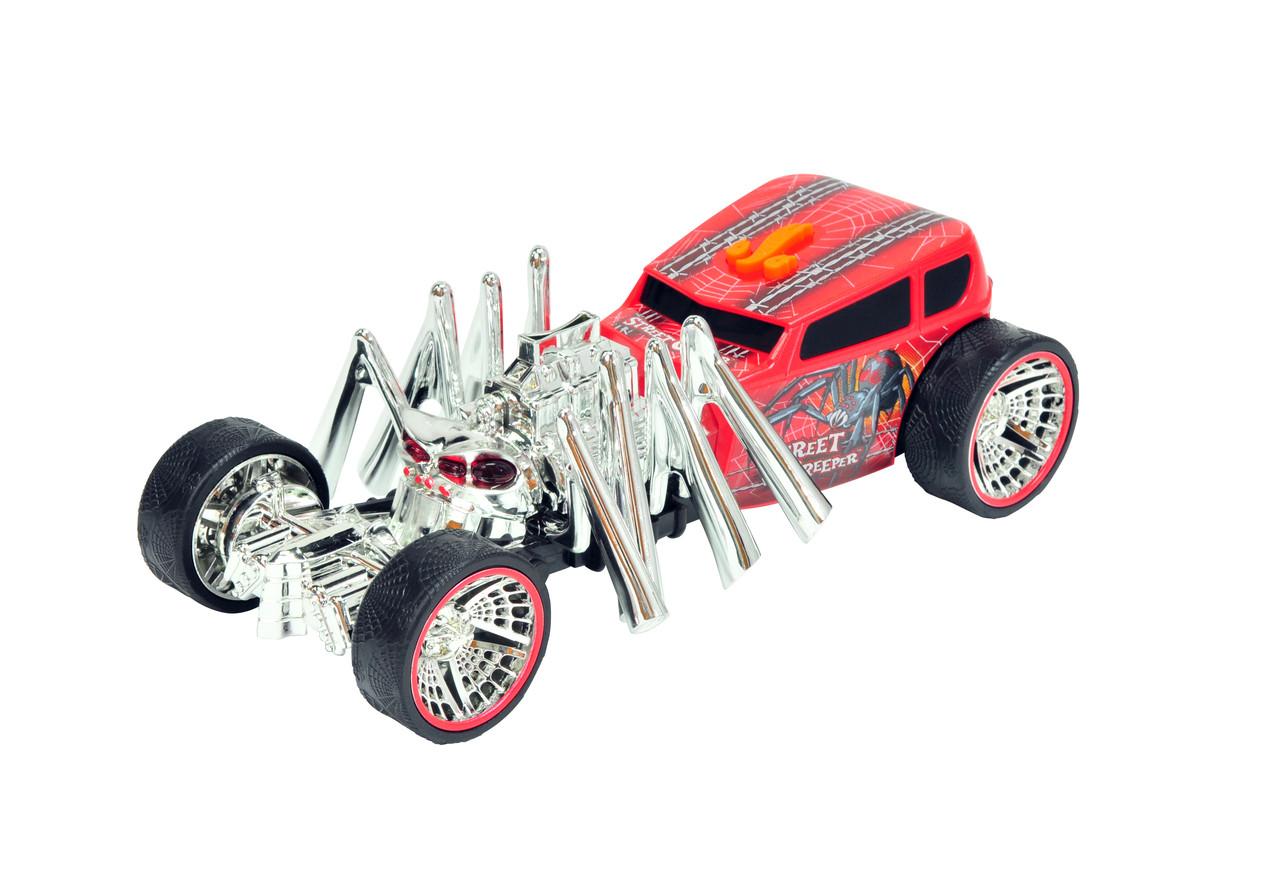 Экстремальные гонки Street Creeper Hot Wheels, 23 см (свето-звуковые эффекты) «Toy State» (90511)