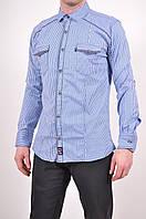 Рубашка мужская (Slim fit) G-Port 20/7 Размер:42
