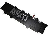 Батарея для ноутбука Asus C31-X502 (ASUS X502, X502C, X502CA, PU500, PU500C, PU500CA, VivoBook S500, S500C, S500CA) 11.1V 4000mAh Black