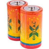 Батарейки Батарейка X-Digital R20 D (R20)