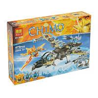 """Конструктор Chima 10353 """"Истребитель Валтрикса"""", 479дет, в коробке"""