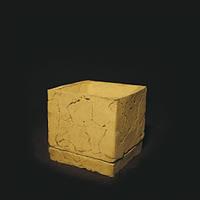 """Горшок керамический """"Куб-1"""""""