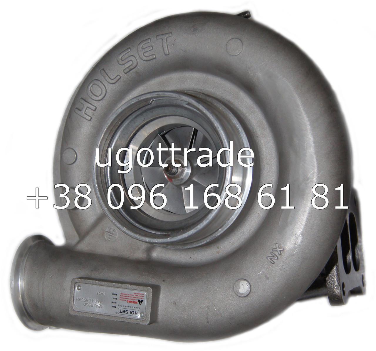 Турбокомпрессор Holset HX50 Scania 114
