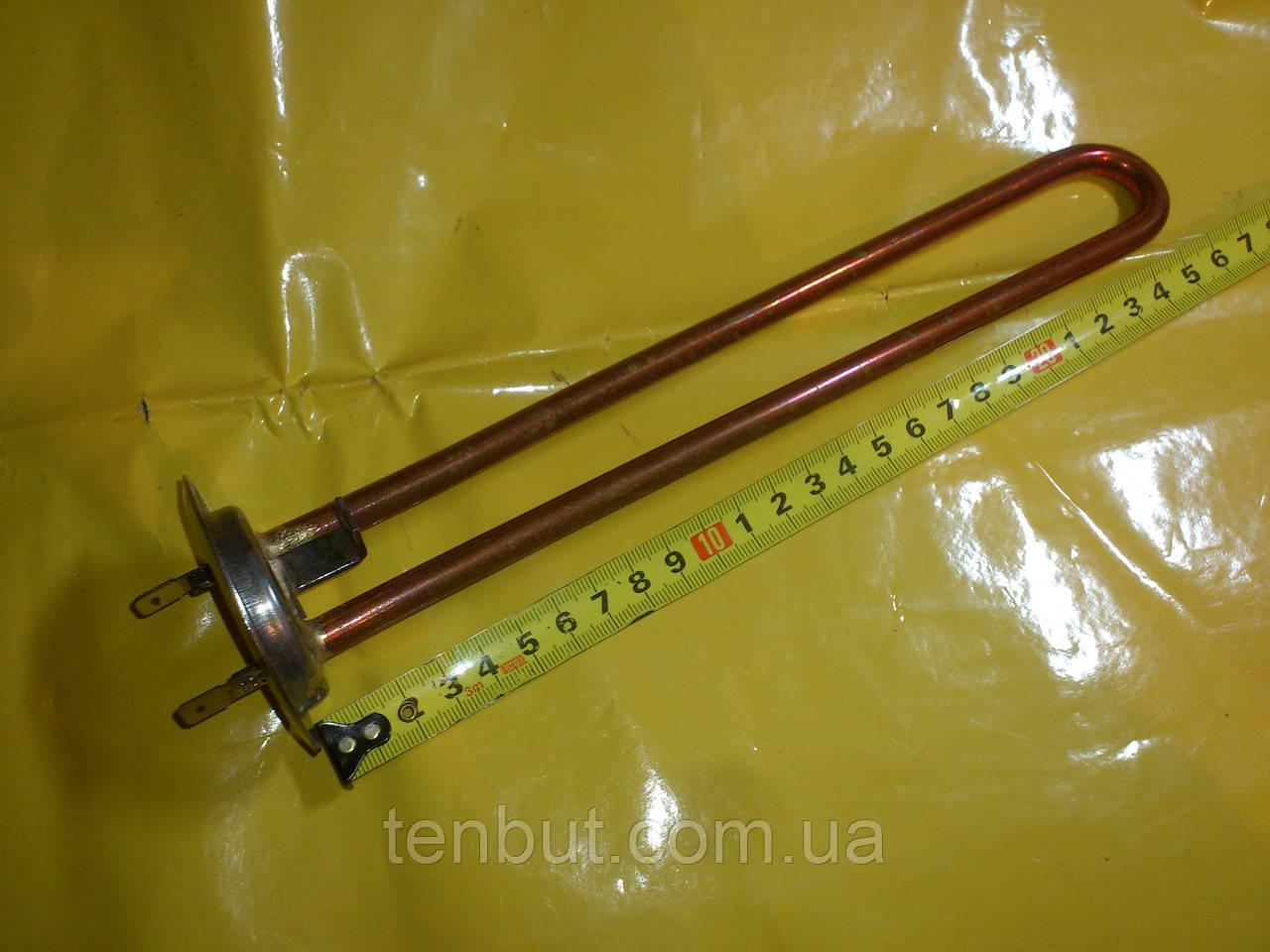 Тен в бойлер Thermex 0,7 кВт. / 220 В. / L - 260 мм, мідний виробництво KAWAI Китай