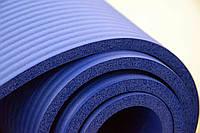 Коврик для йоги и фитнеса OSPORT каучуковый
