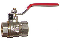 Кран шаровой (ручка, г/г) ТК-Вода ДУ 25