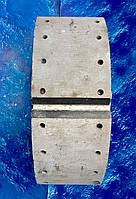 Колодка тормозная (задняя) ЗИЛ-130 в сборе, /130-3502090