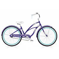 "Велосипед 24"" Electra Hawaii 3i Ladies' Purple metallic"