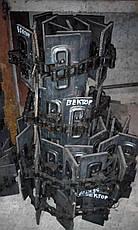 Транспортер элеватора комбайна СЛАВУТИЧ зерновой и колосовой, фото 2