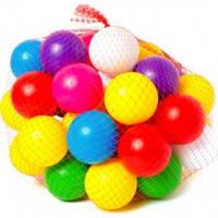 "Набор мячей для сухого бассейна  ""M-TOYS""  (50 шт)***"