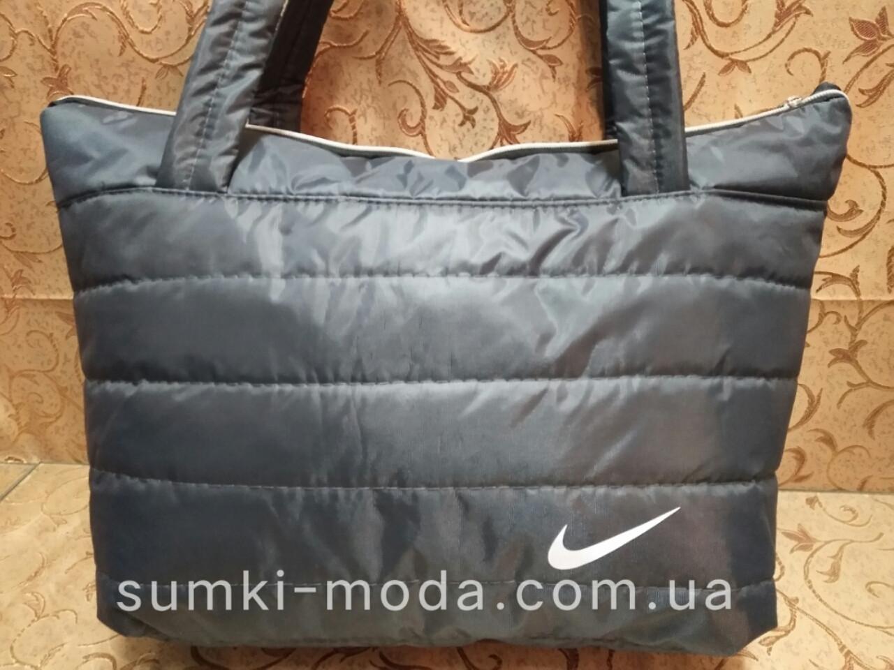 РАСПРОДАЖА Спортивная сумка NIKE дутая стильный только оптом, фото 1 4dc33f7c6a7