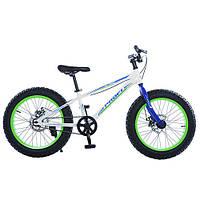 Велосипед двухколёсный 20XD10-1 Фэтбайк 20 дюймов ***