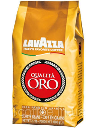 Кофе в зернах Lavazza Qualita Oro 1000, фото 2