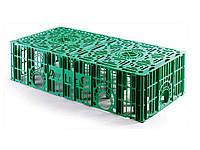 Дренажный блок 200 л зеленый