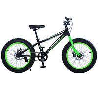 Велосипед двухколёсный 20XD10-3 Фэтбайк 20 дюймов ***