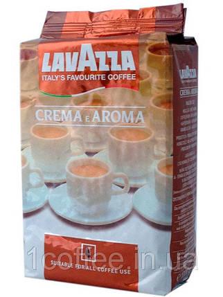 Кофе в зернах Lavazza Crema e Aroma 1000г, фото 2