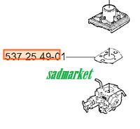 Прокладка карбюратора садового пылесоса HUSQVARNA 356 BT