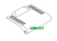 Крышка травосборника газонокосилки HUSQVARNA R 146 S, R147 S