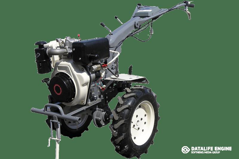 Мотокультиватор Добрыня MТ-135 (дизель, 9,0 л.с.) завод WEIMA