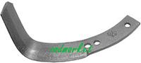 Нож фрезы мотоблока Husqvarna CRT 51 правый