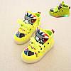 Детские кроссовки адидас светящиеся