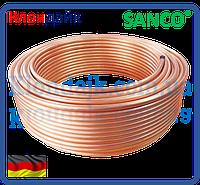 SANCO Труба медная мягкая Wieland 15,0 x 1,0