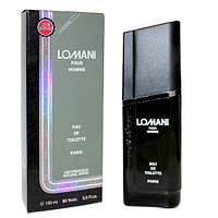 Туалетная вода для мужчин LOMANI Pour Homme (100мл.)