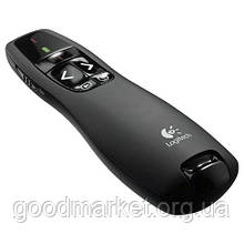 Презентер Logitech Wireless Presenter R400 (910-001357)