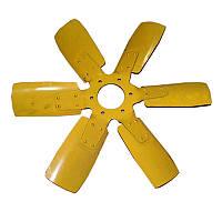 Вентилятор системы охлаждения Д 243,245 металл 6 лопаст. (пр-во ММЗ)