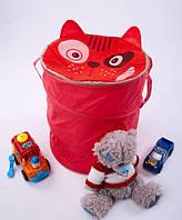 Корзина для игрушек Кот 50*60 см УкрОселя
