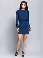 Теплое женское платье Алиса, 46-48 р