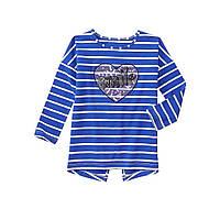 Реглан  детский для девочки Gymboree, размер 12 детские футболки