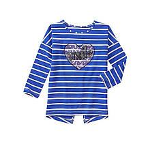 Реглан детский Gymboree размер 12 футболка для девочки