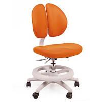 Кресло обивка оранжевая однотонная MEALUX Y-616 KY