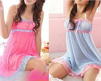 Пенюар Пижамы Ночная рубашка Стринги Сексуальне белье Для сна Пижама Ночная рубашка