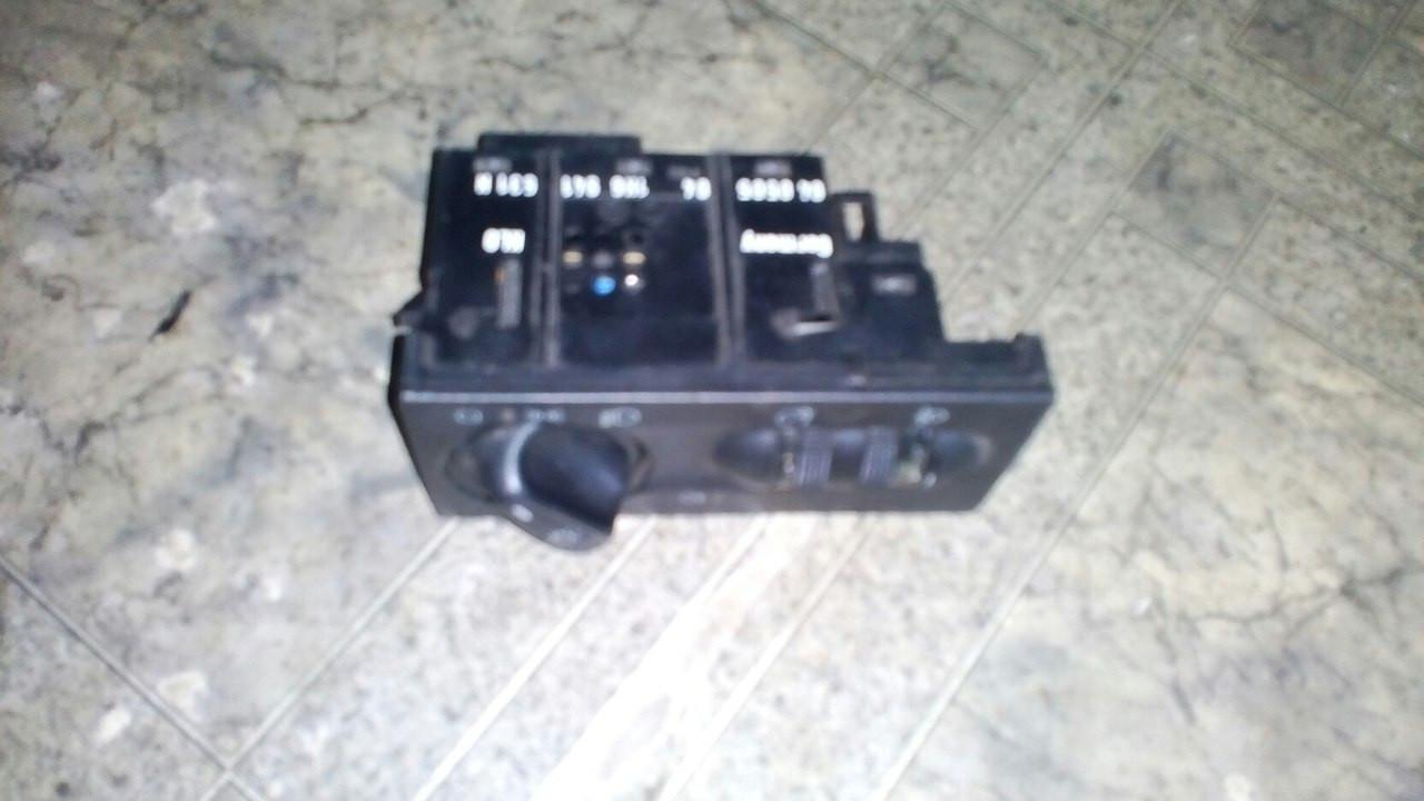Б/у блок керування освітленням 1h6941531n для Volkswagen Golf III